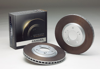 Тормозные диски Dixcel HD (Higher stability Disk).